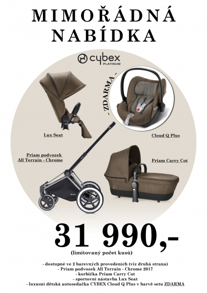 Cybex Priam set