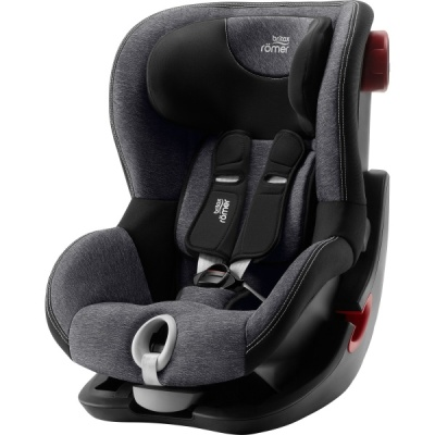 Britax / Römer King II - Black 2019