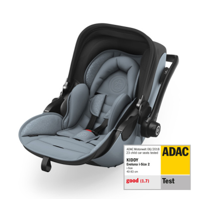 Kiddy Evoluna i-Size + Isofix Base 2 2018