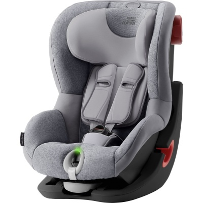 Britax / Römer King II LS Black 2018
