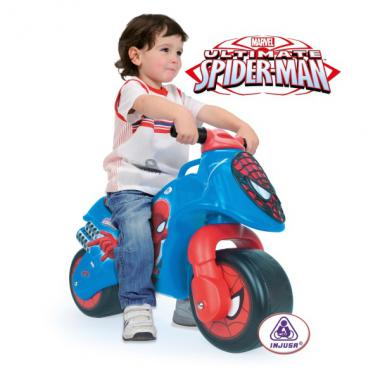 Injusa Moto Spiderman new