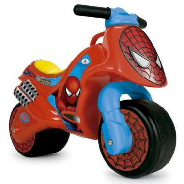 Injusa Moto Spiderman