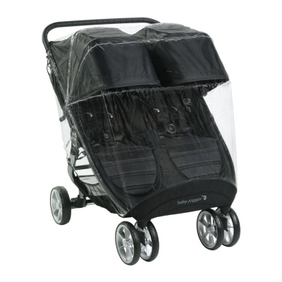 Baby Jogger Pláštěnka City Mini2/GT2 Double