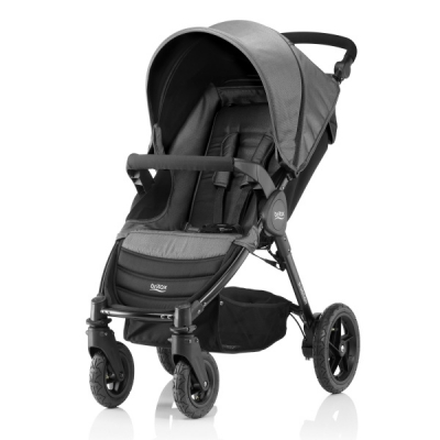 Britax / Römer B-Motion 4 Denim 2019