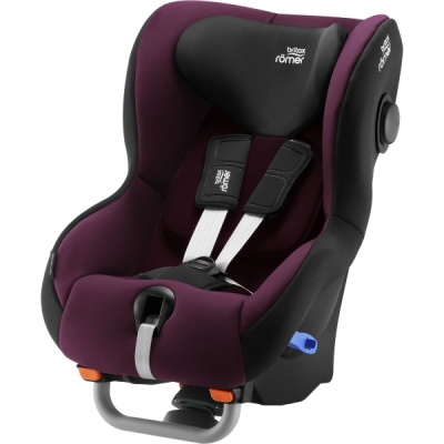 Britax / Römer Max-Way Plus - Black 2019