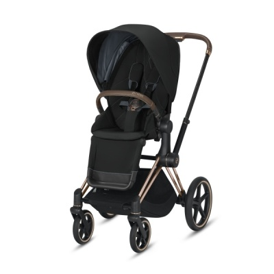 Cybex Priam Seat Pack + podvozek Rose Gold 2019