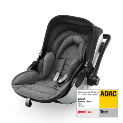 Kiddy Evoluna i-Size 2 + Isofix Base 2 -Green Line 2019