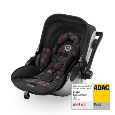 Kiddy Evoluna i-Size 2 + Isofix Base 2 -GTS 2019
